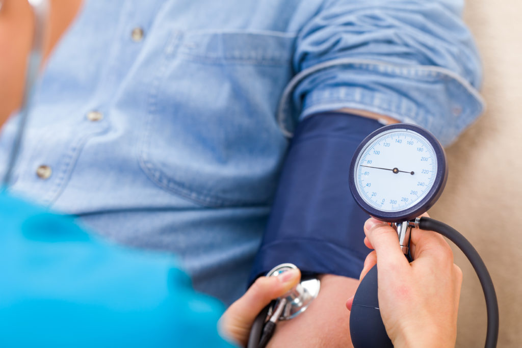 causes of rising blood pressure