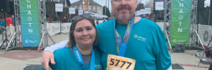 Off to the races after bariatric surgery