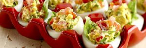 Healthy Recipe: BLT Deviled Eggs