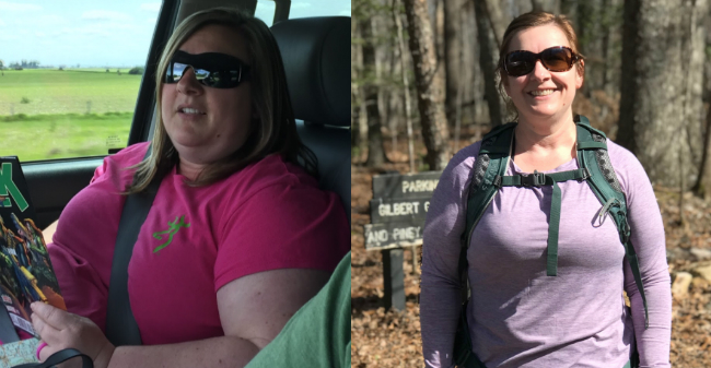 From sedentary to half-marathon after bariatric surgery