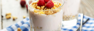 Healthy Recipe: Oatmeal Yogurt Cups
