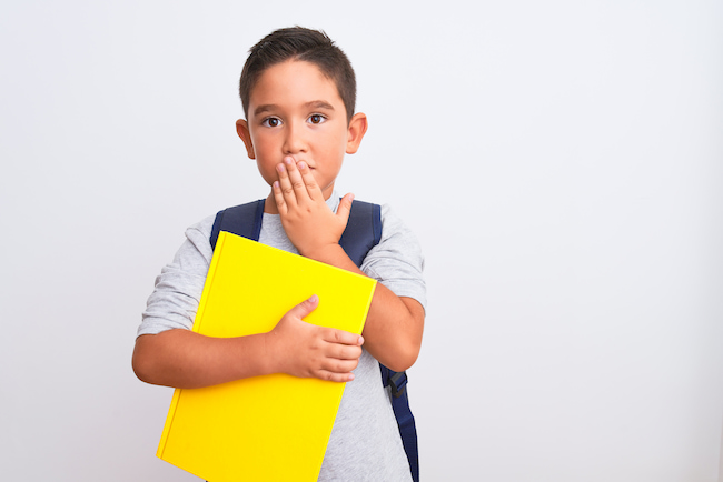 What to do if you think your child is stuttering