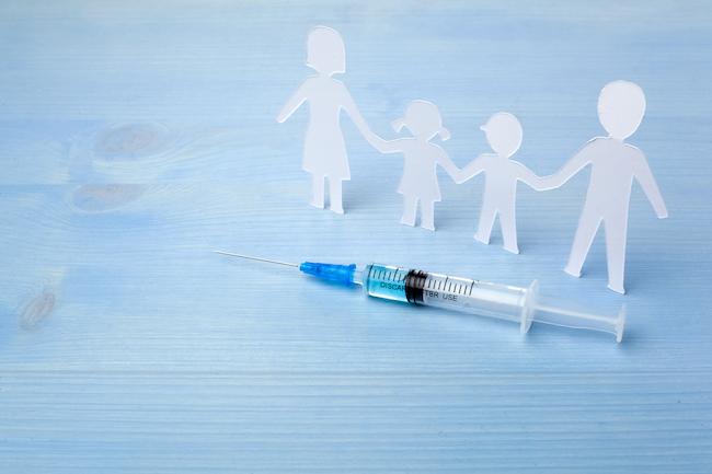 "Immunizations: Not Just a ""Kid Thing"""