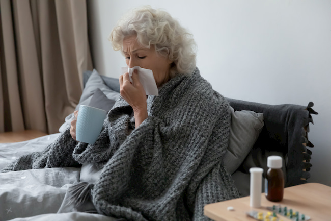 COVID-19 during flu season: What to know